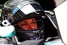 Rosberg laisse s'intercaler du monde entre Hamilton et lui