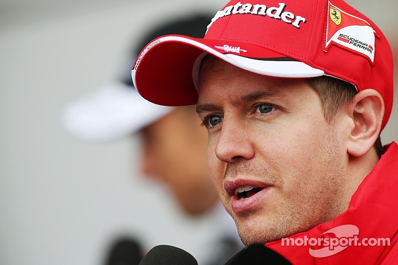 Vettel optimista para calificación y carrera