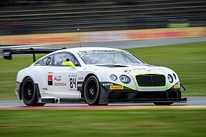 Blancpain Endurance Preview High speed challenge for Bentley Team HTP