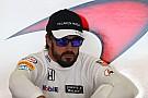 Alonso vise l'arrivée,