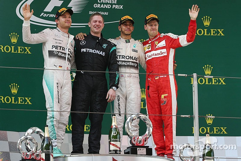 """Wolff: """"It was a deserved win"""""""