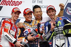 MotoGP Résumé de course MotoGP - Course : Domination de Márquez, invaincu à Austin !