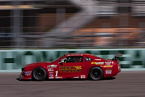 Trans-Am Race report Ruman, Lawrence share spoils at Homestead Miami