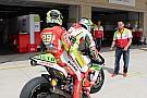 Ducati en panne d'essence?