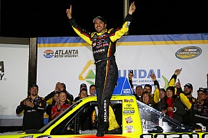 NASCAR Truck Breaking news Crafton will take his skills off road