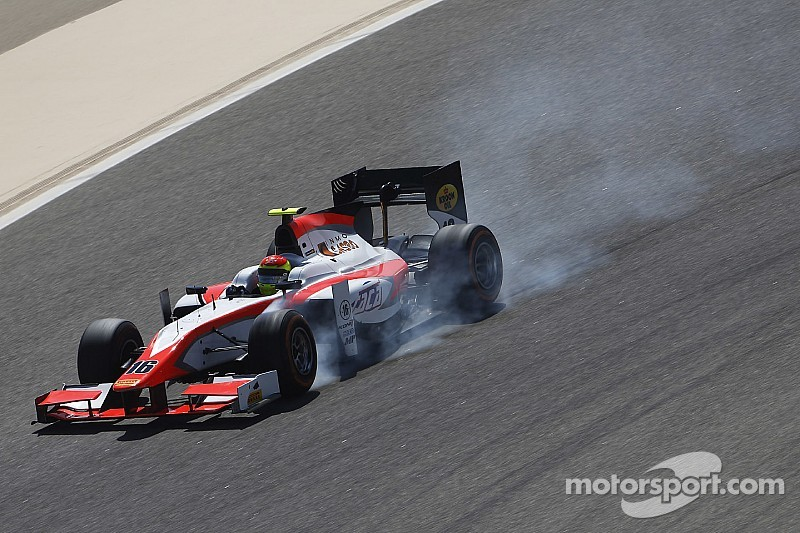 Canamasas joins MP Motorsport for first three GP2 rounds