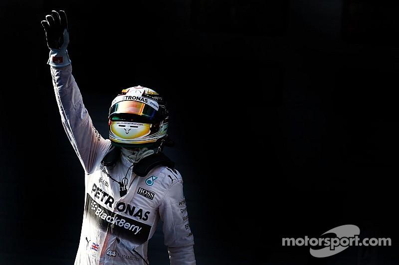 Mercedes niega que Hamilton ha solicitado status de número uno