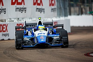 IndyCar Breaking news Rocky Moran Jr. to make IndyCar debut at Long Beach, taking Huertas seat