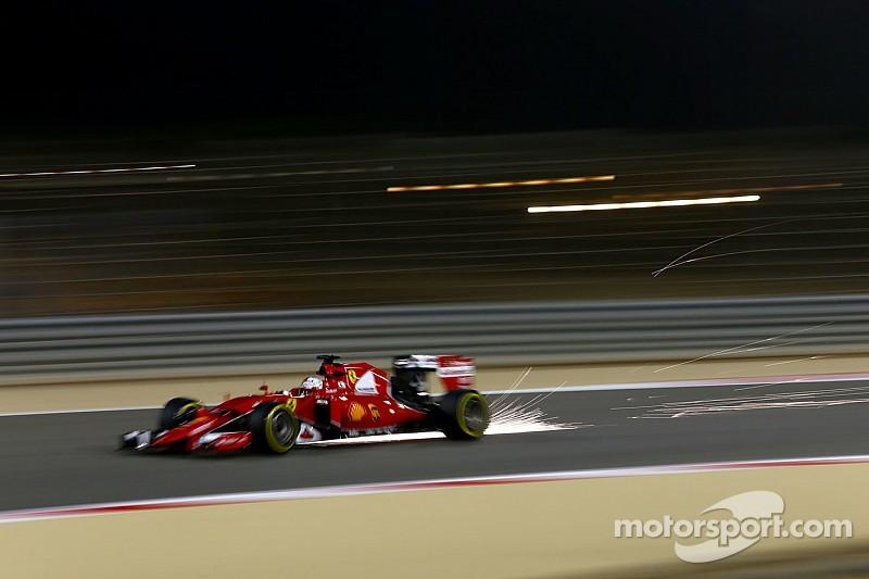 """Sebastian Vettel """"très heureux"""" de sa 2e place"""