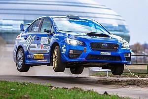 РАЛЛИ Новость Лукьянюк выиграл Rally Masters Show
