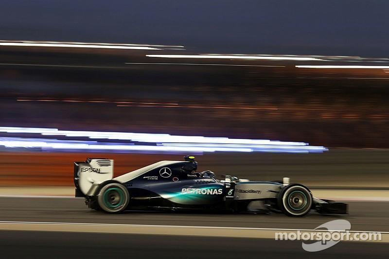 Battu une nouvelle fois par Ferrari, Rosberg concède 10 points de plus