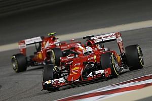 Fórmula 1 Noticias Día frustrante para Sebastian Vettel