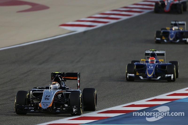 Перес разочарован результатом в Бахрейне