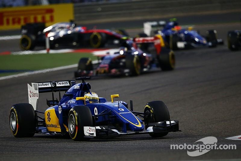 Сбои техники лишили пилотов Sauber верных очков