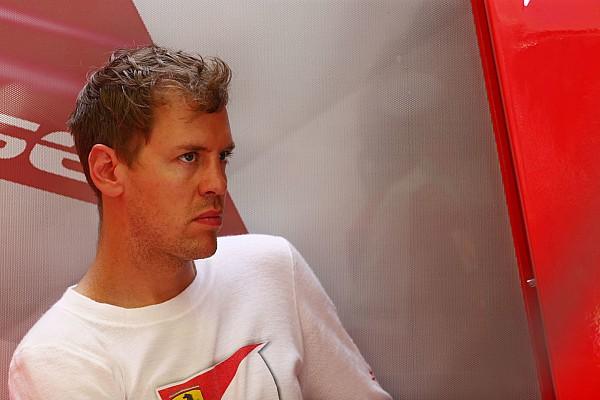 Vettel focused on pressuring Mercedes, not fifth title