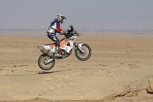 Other rally Resumen de la etapa Victoria de Walkner en el segundo día en Qatar