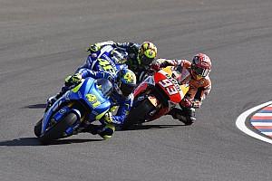 MotoGP Résumé de course Suzuki ne parvient pas encore à transformer l'essai