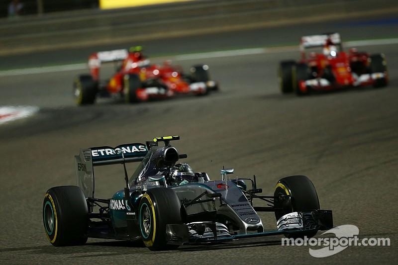Вольф: Росберг провел исключительную гонку