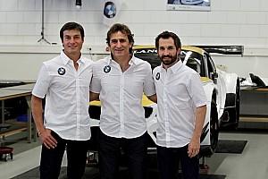 Blancpain Endurance Новость Глок и Спенглер выступят в экипаже с Дзанарди в