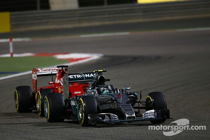 Mercedes - La clé se situe en qualifications pour Rosberg