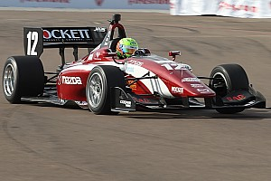 Indy Lights Race report Pigot sweeps Indy Lights at Barber