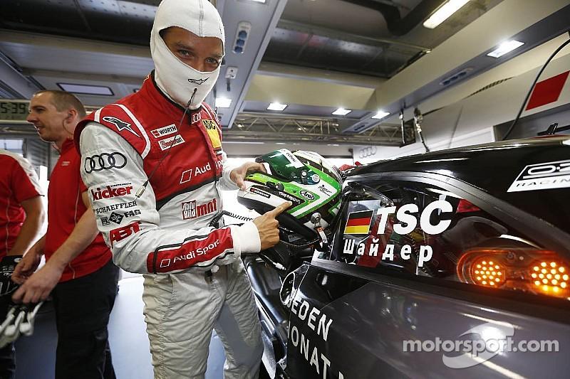 Шайдер удивлён отсутствием Феттеля на этапе немецкой Ф4