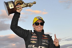 NHRA Special feature Elite Motorsports, Enders-Stevens back on track