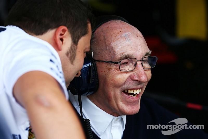 """Frank Williams, """"nunca se retirará"""" de su trabajo en F1"""