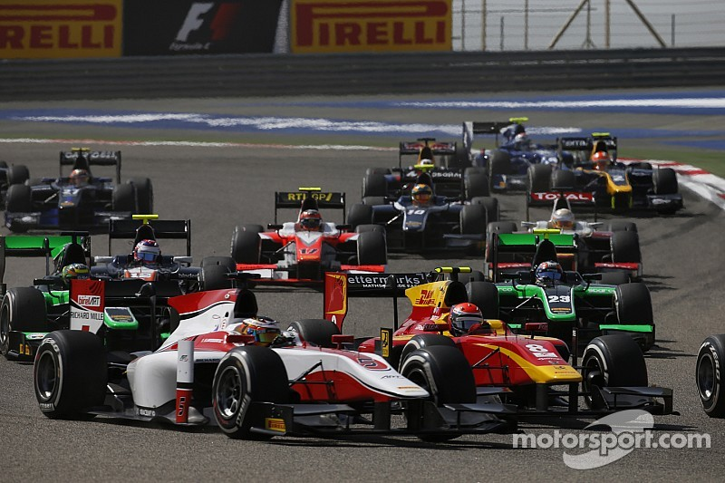 Le GP2 cherche à remplacer la manche allemande