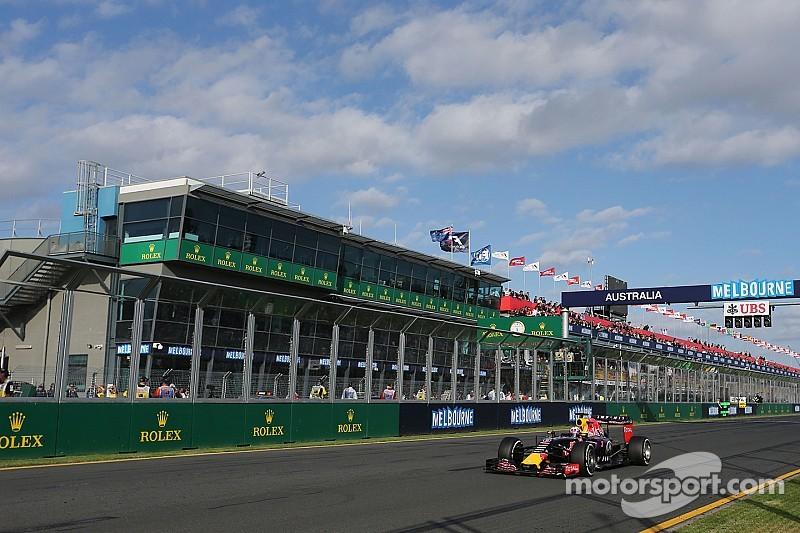 La saison 2016 de F1 ne débutera pas au mois de mars