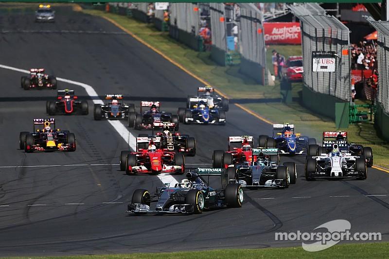 Décalé en avril, le GP d'Australie fait confiance au futur calendrier