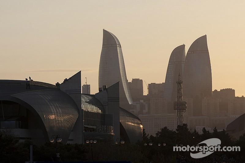 Гонка в Баку может пройти в июле