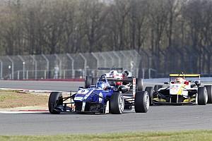 F3-Euro Reporte de calificación Rosenqvist asegura la pole en Hockenheim