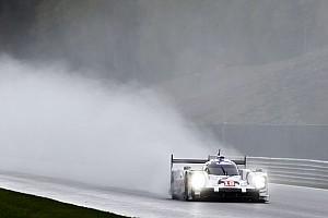 WEC Résumé d'essais libres EL2 - Porsche garde la main sans éclaircie