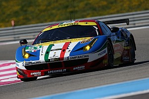 WEC Preview Four AF Corse Ferrari 458's Italia in the 6 Hours of Spa