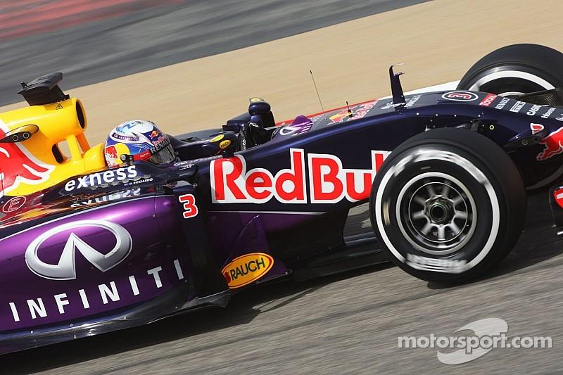 В Red Bull хотят отыграться за счет аэродинамики
