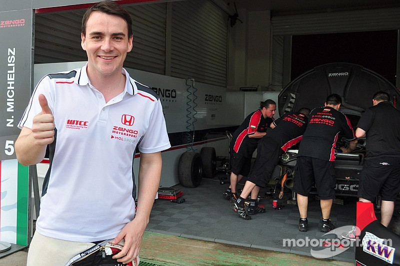 Norbert Michelisz, héros national sur le Hungaroring ce week-end