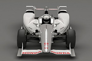 IndyCar Новость Honda представила машину для