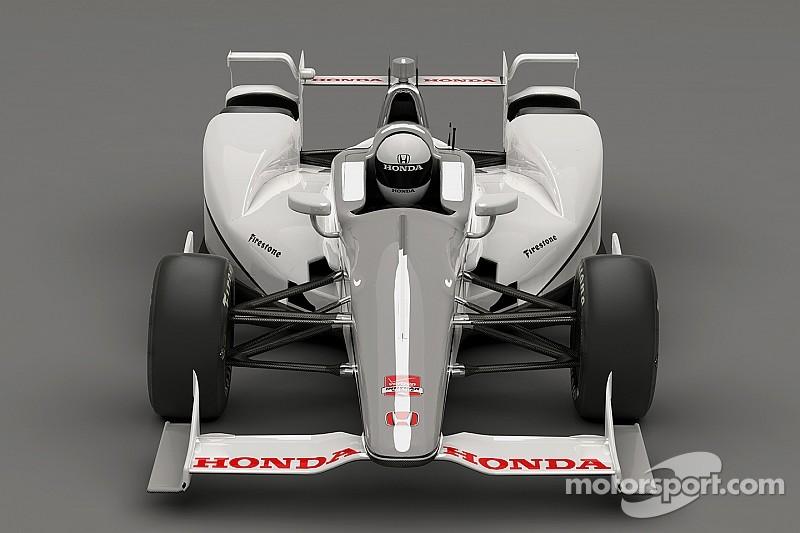 "Honda представила машину для ""Инди 500"""