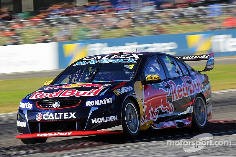 """Whincup """"almost embarrassed"""" with podium finish"""