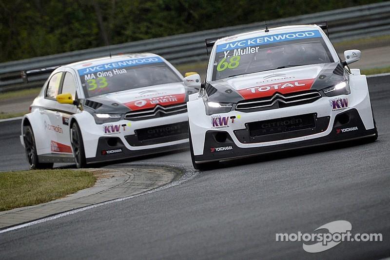 Qualifs - Muller retrouve le goût de la pole position!