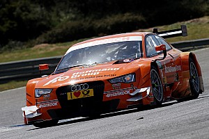 DTM Race report Audi starts new DTM season with victory