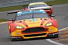 Aston Martin 'does the double' at Spa