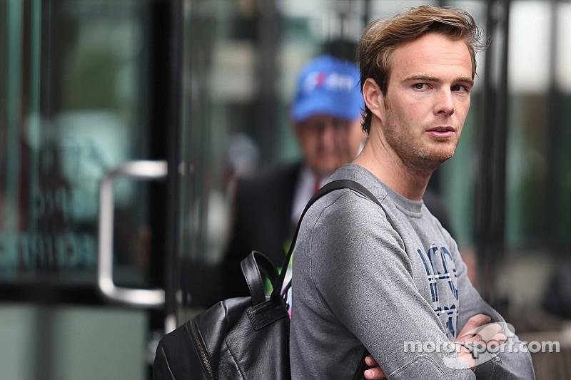 Van der Garde acepta su destino en la F1 y apunta al WEC o al DTM