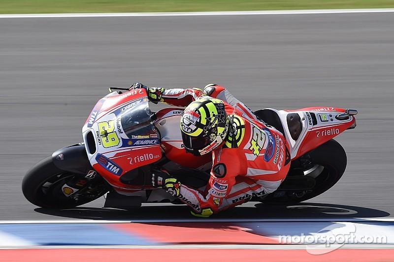 Iannone sixth, Dovizioso ninth in Spanish GP at Jerez de la Frontera