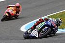 Lorenzo unbeatable at Jerez, says Marquez