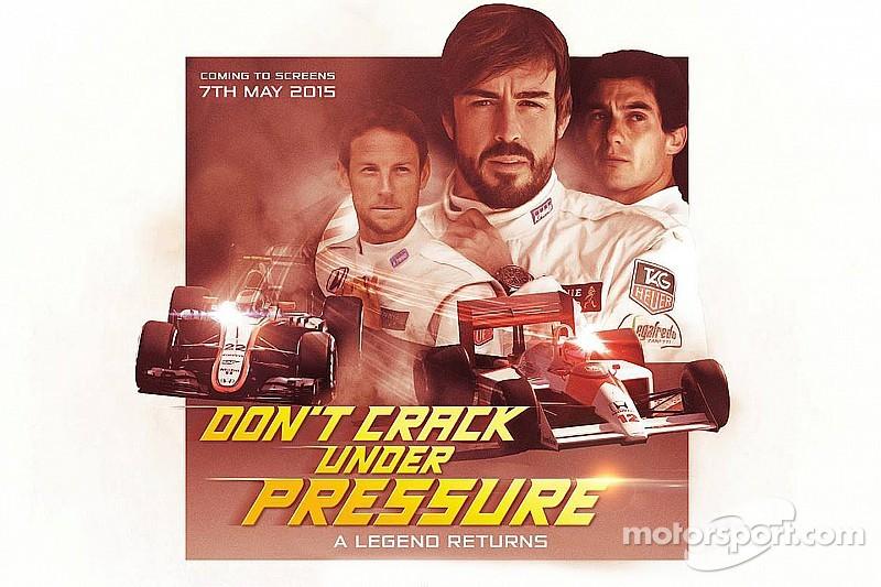 McLaren покажет новую расцветку в четверг