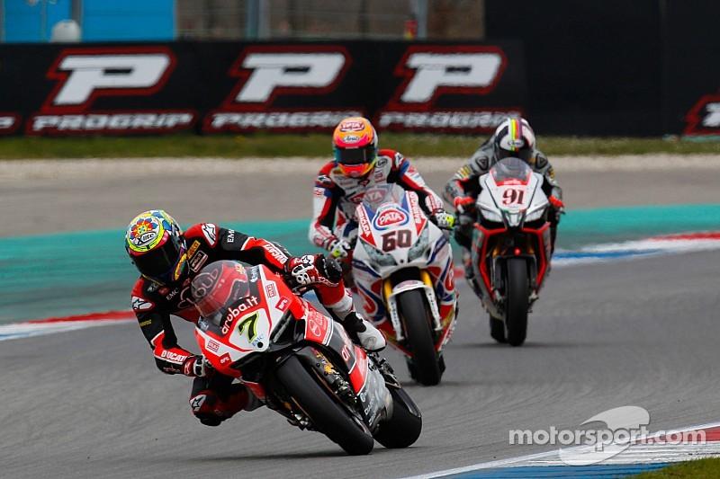 EL1 – Ducati voit déjà double