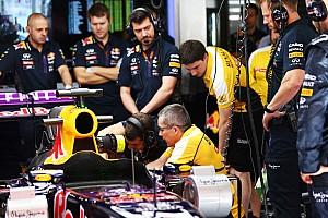 Формула 1 Новость На машине Риккардо заменили мотор