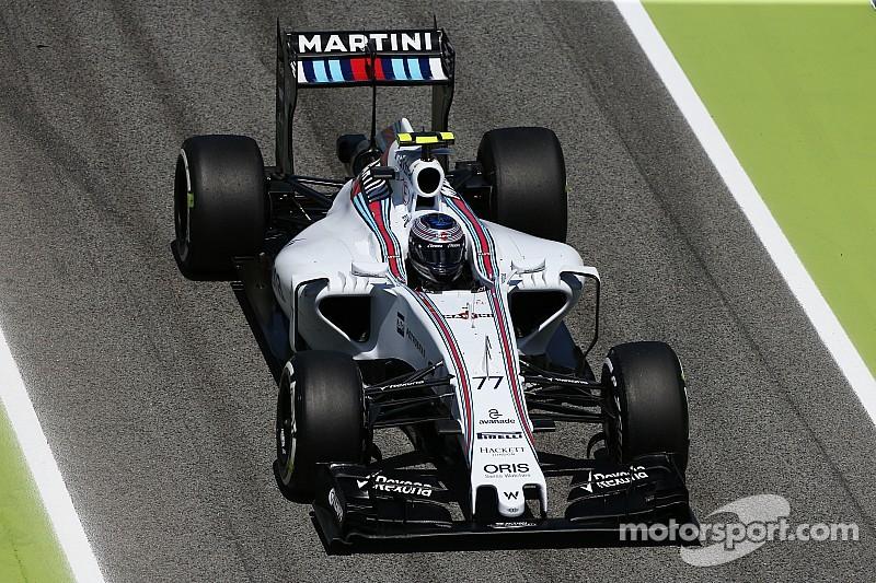 Боттас: Я рад, что мы вклинились в порядки Ferrari